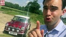 £100k for a Mini! That'll be the David Brown Mini Remastered-e5GK0QJH058