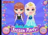 Bébé enfants pour gelé Jeu enfants film fête Princesse barbie Disney