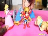 WONDERWOMAN & PETS PARADE SOLVE CRIME PEACH FINN DC COMICS SUPER MARIO STAR WARS  Toys BABY Videos, STAR WARS THE FORCE