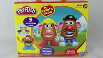 Play Doh Toy Story Mr and Mrs Potato Head Play Set Build Your Own Toy Fun For Kids ABC Sur