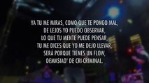 Criminal (Video Letra Oficial) - Ozuna Ft. Natti Natasha