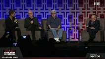 Star Wars Celebration 2017 Anakin Skywalker Darth Vader Hayden Christensen Panel