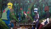 Anglais révolution orage ultime Naruto shippuden ninja dub