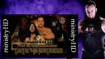 The Undertaker & Big Show vs Kane & X Pac Tag Team Titles Match [SummerSlam] 8/22/99