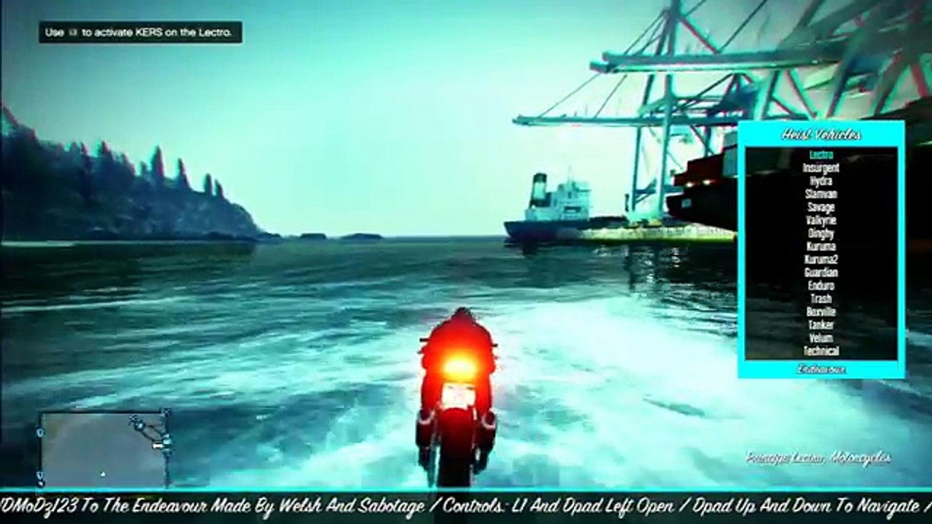 PS3] How To Install GTA 5 Mod Menus NO JAILBREAK! PS3 OFW! (GTA 5 Mod Menu  Tutorial) - video dailymotion