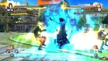 Naruto Storm 4 Dublado PT-BR Naruto, Minato e Boruto vs Sasuke, Itachi e Sarada