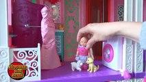 En Niños para Todas las casas conducto de juguetes juego de Barbie casa de Barb