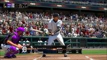 Eduardo Nunez Takes Over The Offense | MLB The Show 16 Diamond Dynasty Conquest Gameplay P