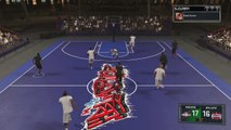NBA 2K17 Magic, Jordan, Larry,Olajuwon, Shaquille vs Curry, Harden, LeBron, Durant, Cousin