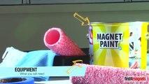 Magnétique peindre avantages les inconvénients et conseils