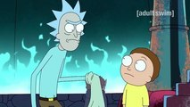 Rick and Morty (Season 3 Episode 5) The Whirly Dirly Conspiracy Teaser Preview