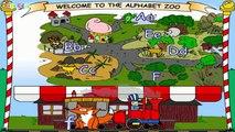 Азбука алфавиты и животные боб боб Дети для Дети Дети ... Песня в поезд тв  