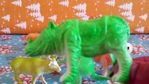 Safari Zoo Wild Animals Toys Schleich Toys Collection - Learn Animal Names For Kids