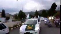 احتیاط بہت ضروری ہے۔ اس ویڈیو میں دیکھیں جشن آزادی مناتے ہوے ان صاحب کے ساتھ کیسا حادثہ ہو گیا۔ ویڈیو: حسن تیمور۔ اسلام
