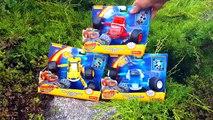 Y FLASH máquina milagro nuevas máquinas de la serie de carreras de camiones monstruo de dibujos animados educativos sobre los coches