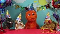 Et anniversaire méprisable flou petit moi moi serviteur mon fête poney marionnettes Frottes elsa