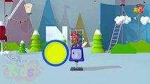 Et enfants les couleurs pour Apprendre apprentissage formes à Il vidéos avec Machine à gomme