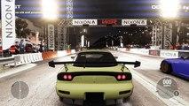 Pleinement la grille dans Multijoueur ordinateur personnel course course niveaux type de mis à jour 2 gameplay 3 mazda rx-7 rz paris