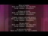"""HELENE FISCHER – TITEL-INFORMATIONEN – (Album: """"Zum ersten mal mit Band und Orchester"""")"""