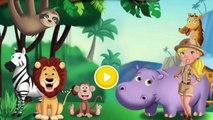 Androïde animaux bébé soins docteur pour amusement amusement Jeu filles enfants vétérinaire jungle gameplay