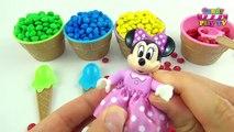 Bonbons les couleurs petits gâteaux Apprendre souris patrouille patte porc jouet Surprise dora mickey minnie peppa |