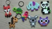 Et animaux perle facile aimants perles porte-clés 3