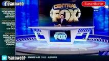 Central Fox Chile Condor Rojas analiza a Claudio Bravo 30/06/2017