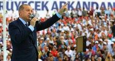 Cumhurbaşkanı Erdoğan: Türkiye Yol Ayrımında! Ya Tek Parti CHP'si ya da AK Parti