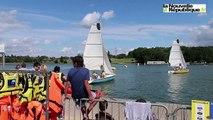 VIDÉO. Joué-lès-Tours : glisse et sensations fortes au lac des Bretonnières