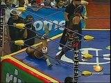 AAA-Sin Limite 2009.06.20 Orizaba 04 Chessman, Electroshock & El Oriental vs. La Parka, Latin Lover & Marco Corleone