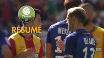 RC Lens - Stade Brestois 29 (2-4)  - Résumé - (RCL-BREST) / 2017-18