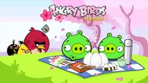 Enojado aves Niños para juego de dibujos animados sobre Ingres berdz Nivel 15 Angry Birds Ingres berdz prot