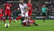 Rennes vs Dijon 2-2 ▷ Highlights & Goals ( FRANCE: Ligue 1 )