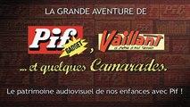 TEASER du projet PIF-GADGET, VAILLANT