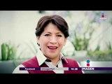 Quién es Delfina Gómez: Candidata de MORENA al EdoMex | Noticias con Yuriria Sierra