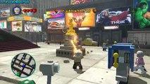 LEGO Marvel Superheroes: STAN LEE Gameplay