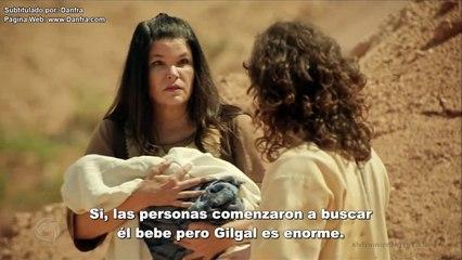 Mara secuestra al bebé de Rahab para sacrificarlo. La tierra prometida cap 274 y cap 275 en español.