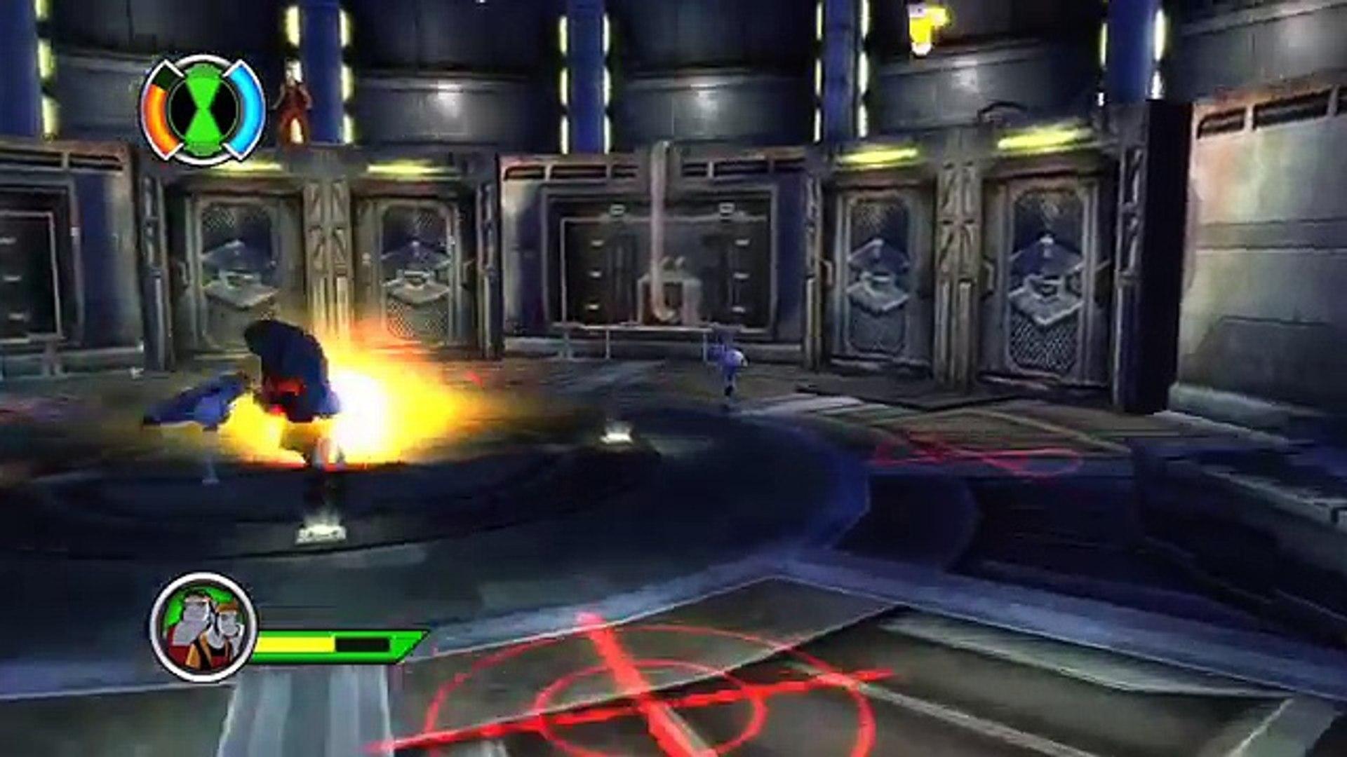 Ben 10 Ultimate Alien Cosmic Destruction All Bosses