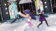 The iDOLM@STER: One For All Shizuka na Yori ni Negai wo. Chihaya & Azusa