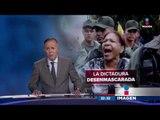 Maduro dio un golpe de estado al anular la Asamblea Nacional