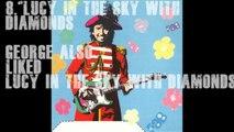 George Harrisons favorite Beatles songs