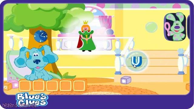 BLUES CLUES - Blues Clues Polka Dots Bubble Puzzle - New Blues Clues Game - Online Gamepla