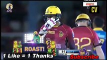 Narine 79 in CPL T20 2017 Match 12 Highlights - Trinbago Knight Riders vs Barbados Tridents