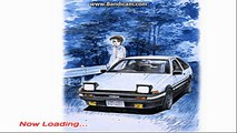 INITIAL D Special Stage (PS2) Story Mode: Stage 17 Kyouichi VS Takumi (EVO3 VS AE86)