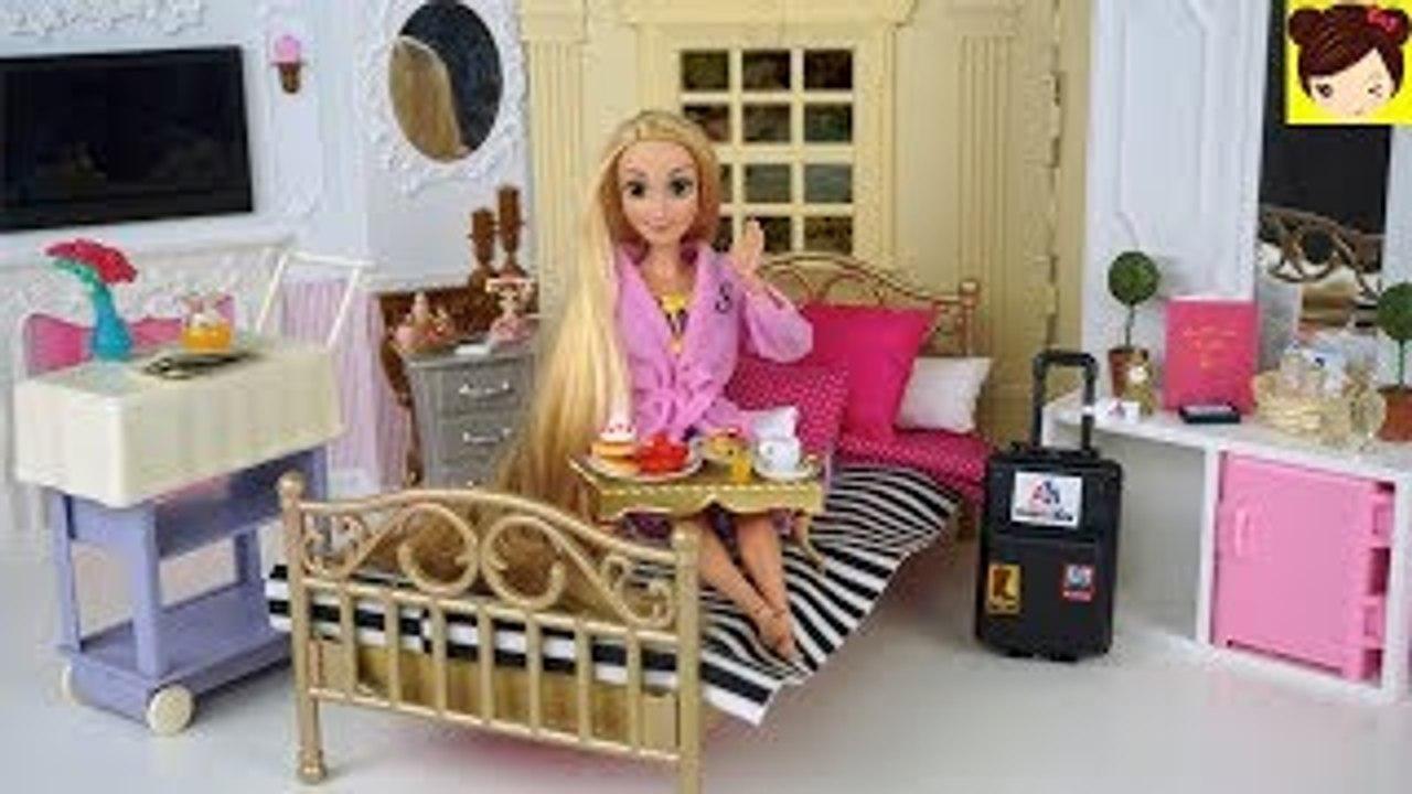 En Juguetes Titi Cuarto Los Princesa Hotel Rutina Rapunzel Barbie De Mañana hsQdtoxBrC