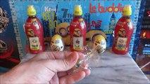 Et boissons des œufs petit Ma mon poney autocollant jouets surprise, 3d petite collection de poney