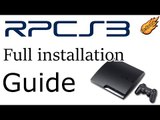 How To Play Ps3 Game For PC Full Inatallation Guide RPCS3