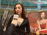 TG 14.04.12 A Bari una mostra per dar voce ai giovani artisti