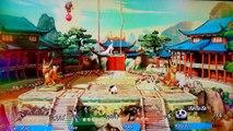 Bébé grue légendaire légendes m de de épreuve de force kung fu panda po ping shen