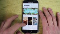 Samsung Galaxy S6 TouchWiz Launcher APK (Download _ Install) - video